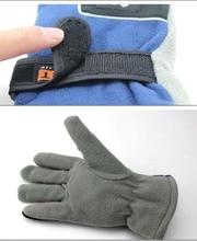 GLV996 B Outdoor fleece winter font b gloves b font windproof cycling warm sports font b
