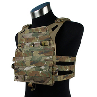 TMC Tactical Vest Jump Plate Carrier JPC 2.0 Maritime Ver MOLLE Body Armor Hunting Airsoft Equipments 3113