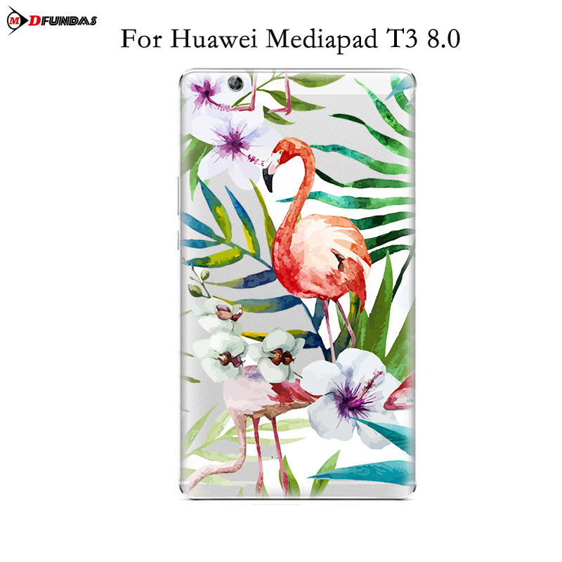 MDFUNDAS Top Quality TPU Tablet Protective Shell For Huawei Mediapad T3 8.0 Case KOB-L09 KOB-W09 Soft Cover For Huawei T3 fashion case for huawei mediapad t3 8 0 kob w09 kob l09 tablet pc for huawei mediapad t3 case cover