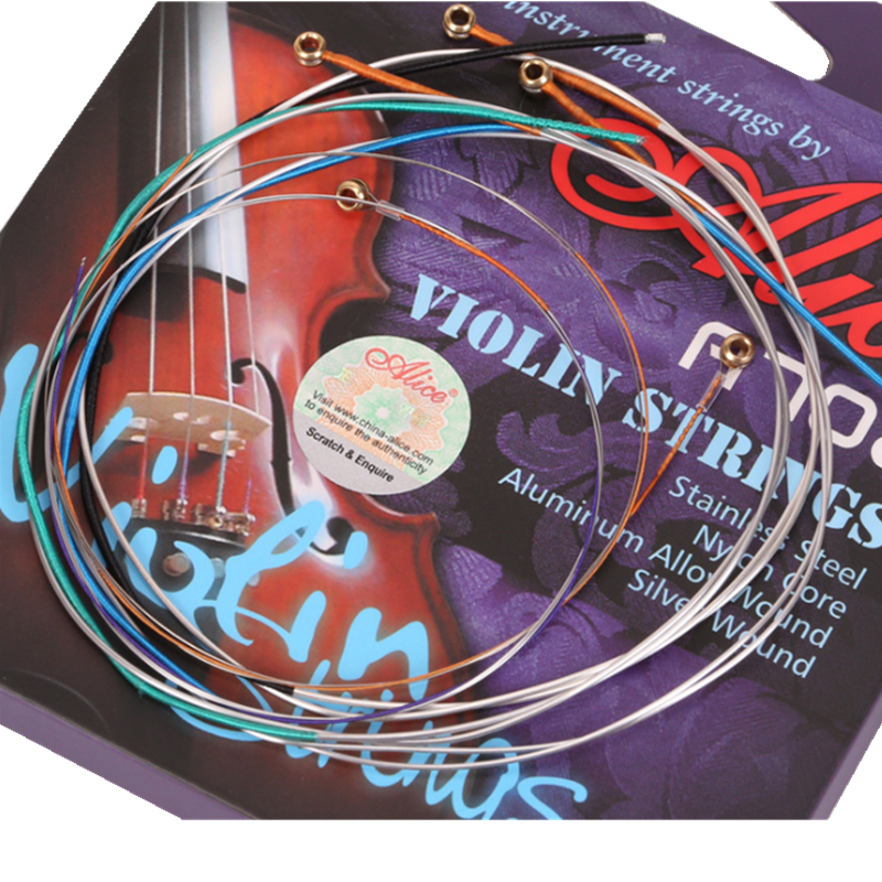 Inութակի լարային Alice A708 ապրանքանիշի - Երաժշտական գործիքներ - Լուսանկար 3