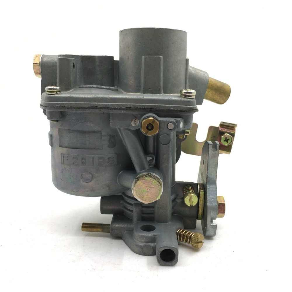 sherryberg carburettor carburetor 28 ibs for renault dauphine 1090 solex type carburateur solex 28ibs [ 1000 x 1000 Pixel ]