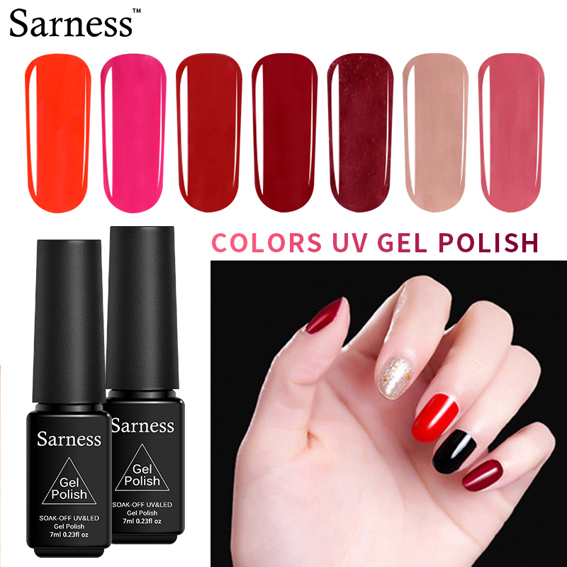 Gel Nail Polish Sale: Aliexpress.com : Buy Sarness Gel Nail Lacquers Hot Sale