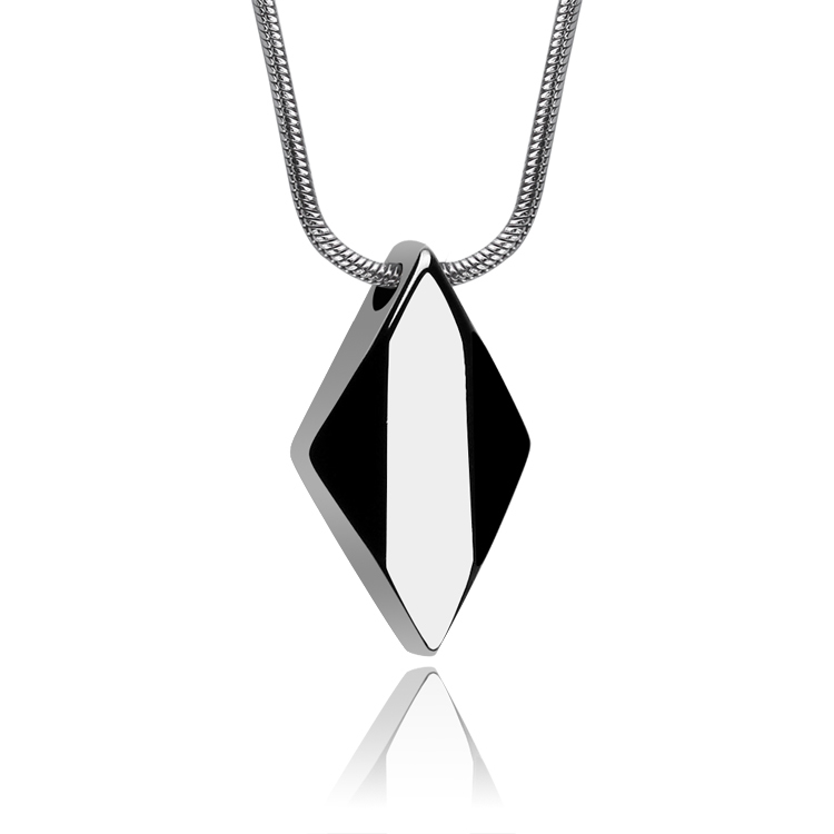 as jewelry from carbide bracelets for high tungsten gift shaped quanity wholesale shardon design necklace with mens product necklaces charm bat men pendant