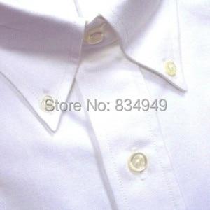 Image 3 - Tailored Mens Dress เสื้อ 2018 CUSTOM Made สีขาวแขนยาวเสื้องานแต่งงาน Homme Manche Longue De luxe
