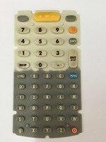 10pcs Lot Free Shipping Original Rubber Keypad For Motorola Symbol MC3000 Rubber Keypad MC3070 Rubber Keypad
