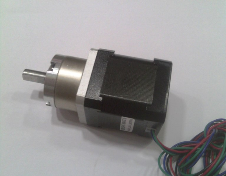 Nouveau nema17 réducteur planétaire Ratio1: 27 installer avec nema 17 moteur pas à pas 42HS47-27R sortie 8NM couple composent une boîte de vitesses