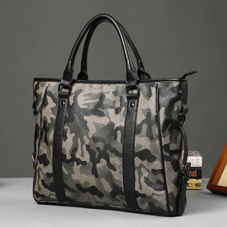 94e6a55004 YESETN BAG 052617 hot sale man handbag male Camouflage large tote-in  Top-Handle Bags from Luggage   Bags on Aliexpress.com