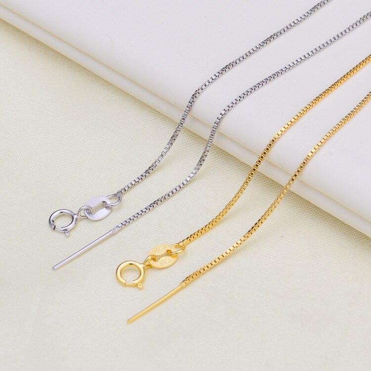 Brilliant Bijou .925 Sterling Silver Fancy Wave Link Chain Necklace Width 1.75 mm