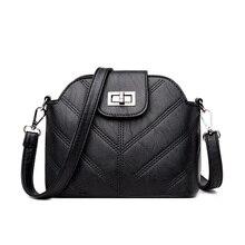 New Women Handbag for 2019 Fashion Leather Bags Luxury Desinger Crossbody Over Shoulder Messenger Bag Lady Tote Sac a Main Bolsa
