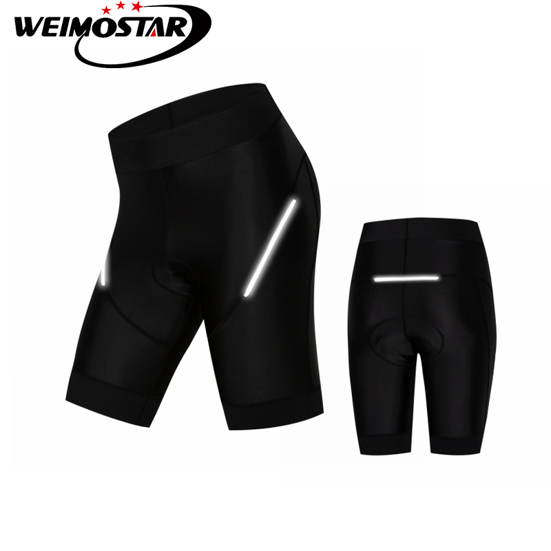 2020 New Arrival Weimostar Women Cycling Shorts Shockproof MTB Shorts Racing Bicycle downhill Bike Ropa Ciclismo