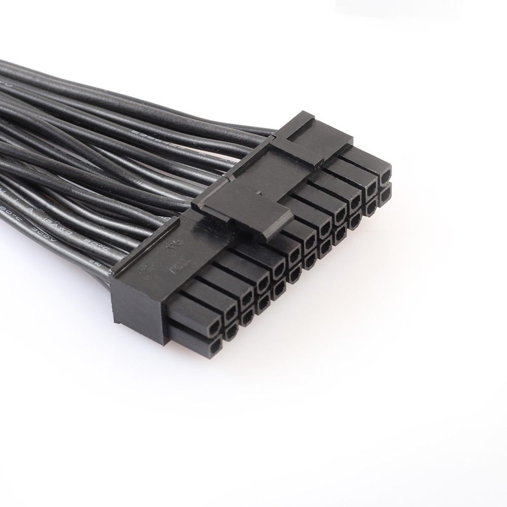 3 Port Psu 24 Pin Atx Power Supply 20 4pin Motherboard