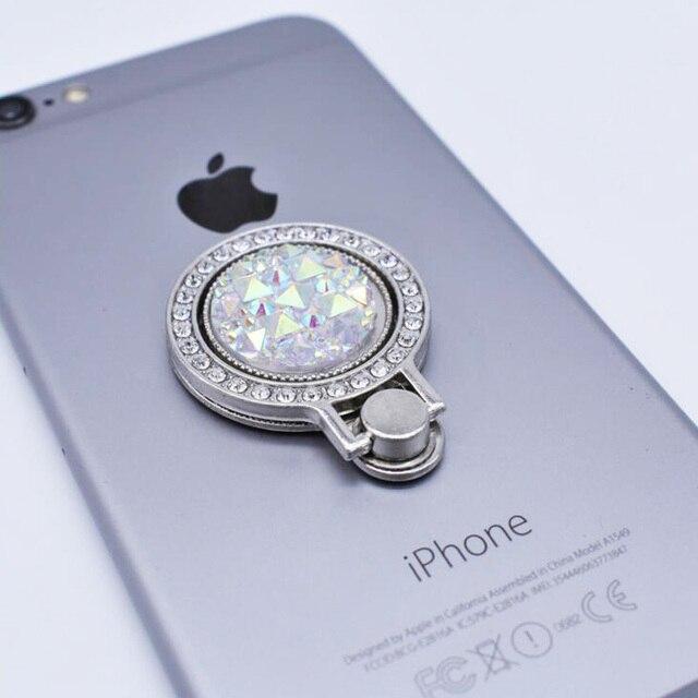 Luxury Finger Ring Smartphone Holder 5