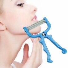 Depiladora threading beauty теле эпилятор лицо удаления инструменты портативный на волос