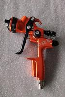 ORANGE LIMITED VERSION RP GRAVITY FEED 1.3MM PISTOL FOR PAINTING CAR BODY SPRAY PAINT GUN
