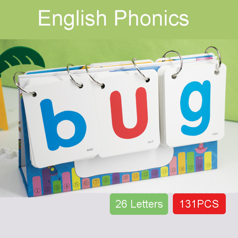 phonics ingles flashcards ortografia palavra calendario de