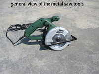 metal saw electrical metal saw electrical tools for metal cutting 800w 135mm blade saw at good price and fast delivery