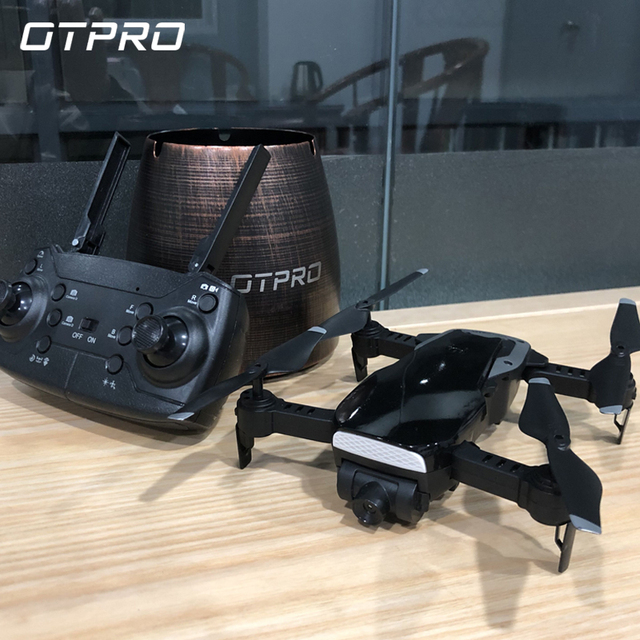 Quadrocopter WIFI Dron FPV With Wide Angle Camera High Hold Mode Foldable Arm RC Quadcopter Drone VS HY107 XS809HW E58 x41