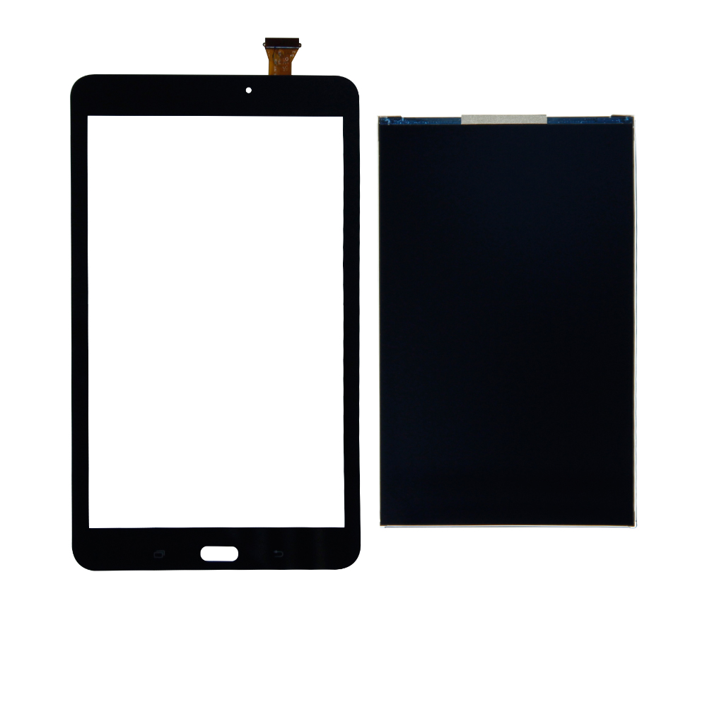 Free Shipping For Samsung Galaxy Tab E 8.0 SM-T377 T377A T377P/W T377 Touch Screen Digitizer +Lcd Display Replacement lcd display touch screen digitizer assembly replacements for samsung galaxy tab e t560 sm t560nu 9 6 free shipping