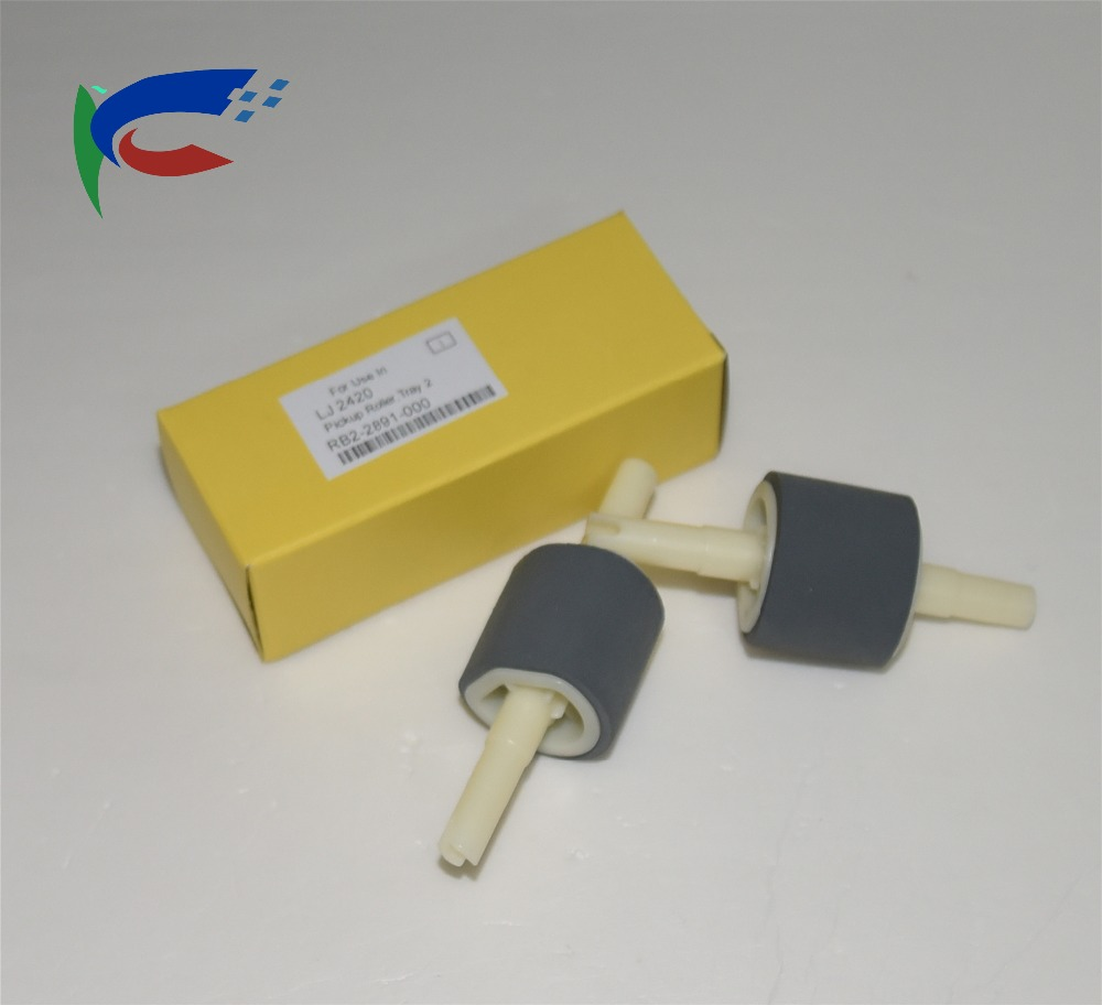1pcs RB2-2891 Paper Pickup Roller Pick Up Roller For HP 1160 1320 2100 2200 2300 P2015 3390