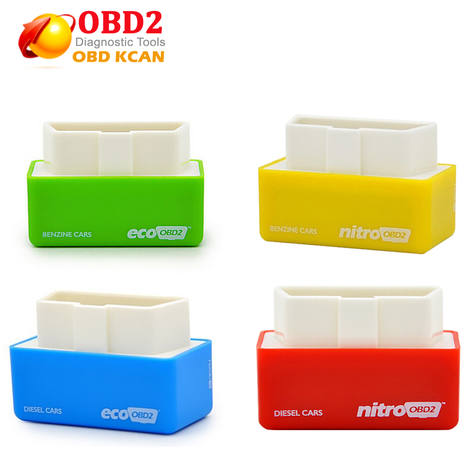 Nitro OBD2 Chip Tuning Box More Power & Torque NitroOBD2 Nitro For Diesel Or Benzine Car Nitro OBD Plug & Drive Retailing Box