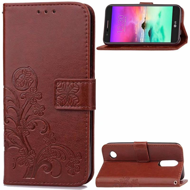 pretty nice 8e7bf e7243 US $3.79 5% OFF For LG K20 Plus TP260 Case Luxury Wallet PU Leather Back  Cover Phone Case For LG K20 V K20V VS501 Case Flip Protectiver Bag-in  Wallet ...
