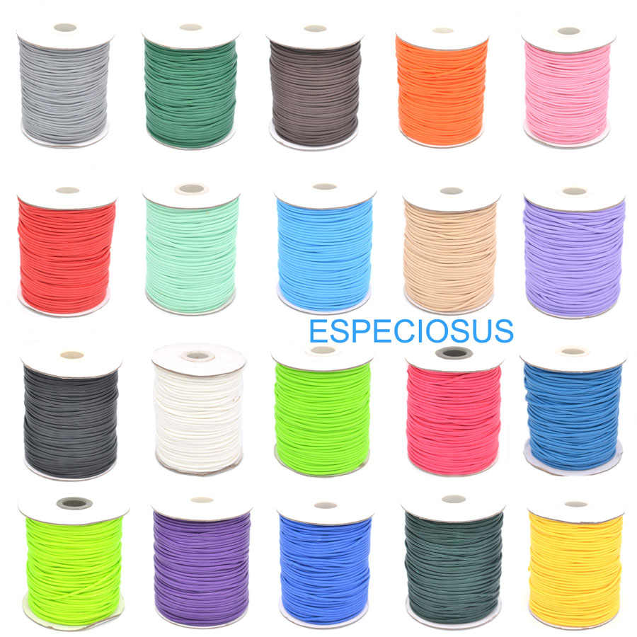 20 Colors 10m Nylon Cord Thread Hide Rope Macrame Cord Bracelet Braided String DIY Necklace Beading Waxed Rope String Thread