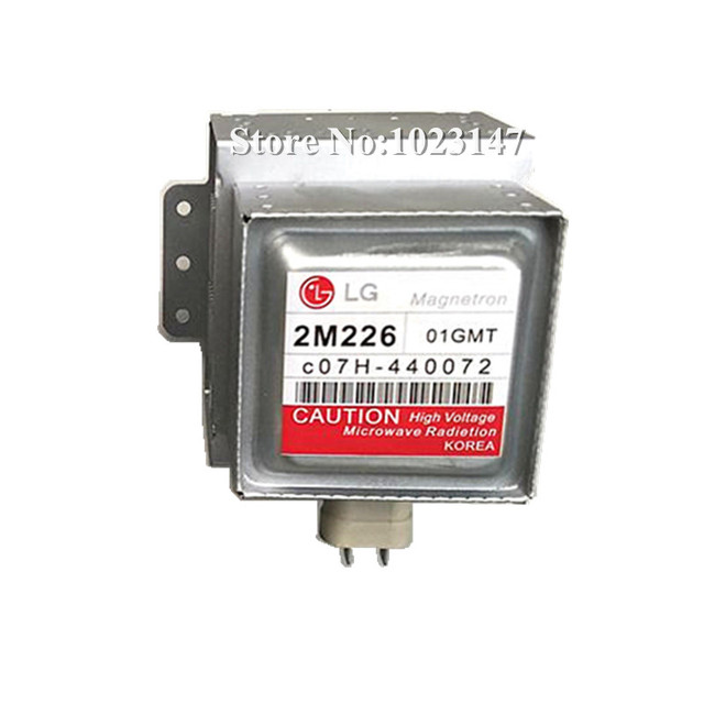 Microwave Oven Parts 2m226 Original Refurbished Magnetron Six Hole Replacement For Lg