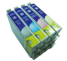 4 pks T1301 T1302 T1303 T1304 Ink Cartridge for epson SX525WD 620FW BX525 BX625FWD B42WD