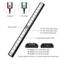 LED Auto Motion Sensorแสงอัจฉริยะแบบพกพา