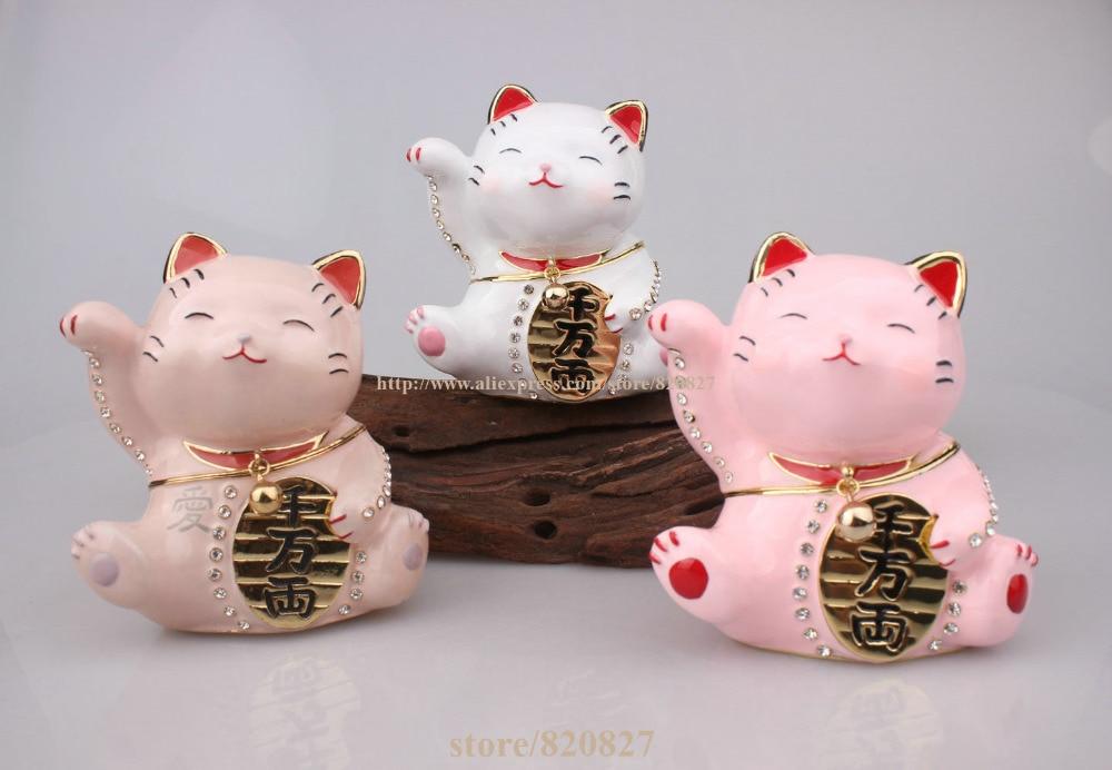Buy Japanese Cat Money Box