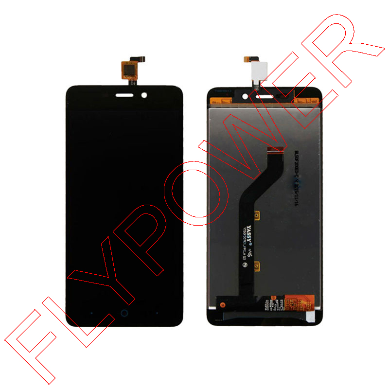 LCD + TP For ZTE Blade X3 D2 T620 A452 LCD Display with Touch Screen Digitizer Assembly Free shipping