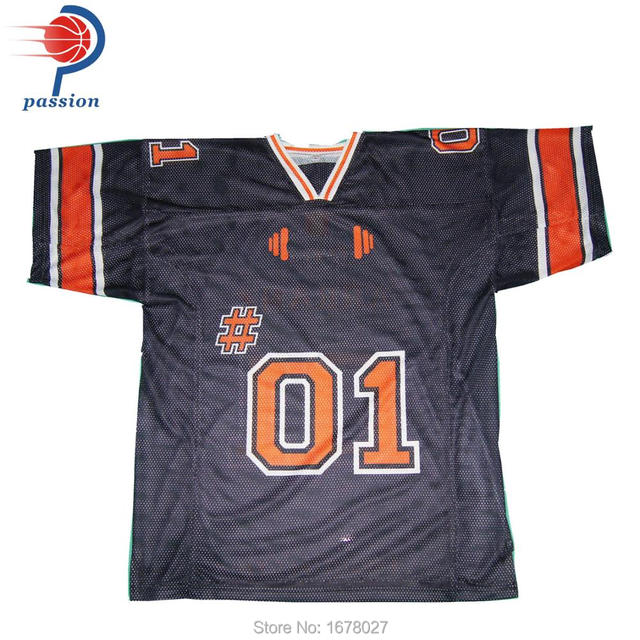 0325d818a Fast Delivery Cool Design American Stylish Football Shirts MOQ only 5pcs-in America  Football Jerseys from Sports   Entertainment on Aliexpress.com
