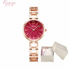 Фотография Kimio Luxury Brand Women Watch Fashion Casual Ladies Analog Bracelet Quartz-watch Montre Femme Wrist Watches for Women