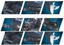 2018 Hot Selling 2-stroke 6hp Speeda marine engine outboard motors
