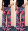 New Summer Emoji Joggers Outfit Trousers Loose Fitting Printed Sweats Exumas Pants Wide Leg Straight Palazzo Pants 12