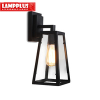 Lampplus Simple Vintage Loft Industrial Retro Wall lamp Wall light for bedroom living room study hotel room iron painted