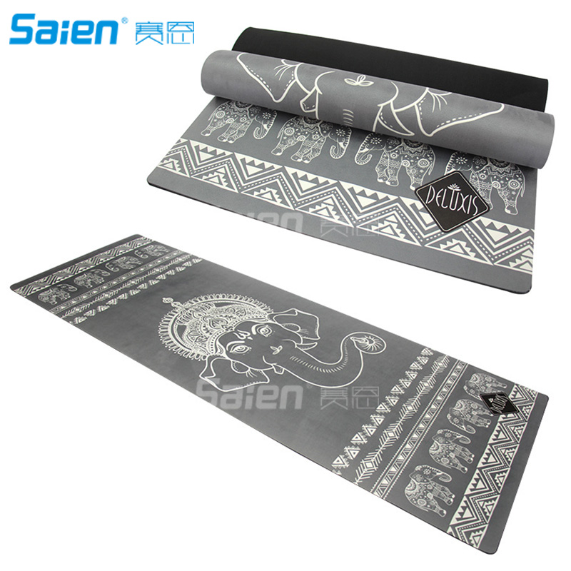 73x25 3.5mm Thick Luxury, High end Eco Friendly Cork Natural Rubber Yoga Mat. Laser Edge Anti Friction, Anti Slip