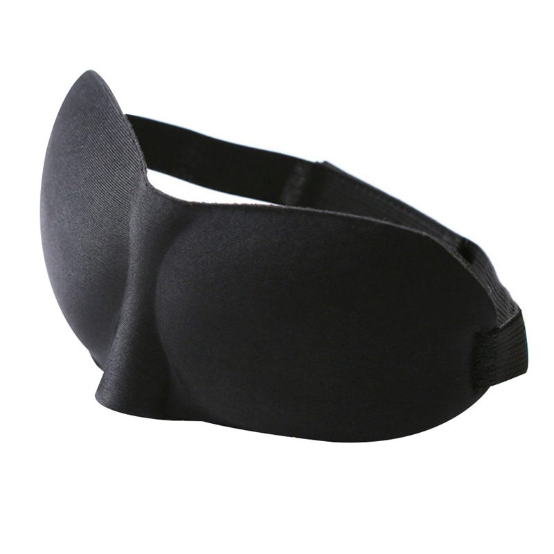 Energisch Reise 3d Auge Maske Nacht Entspannen Schlaf Soft Padded Schatten Abdeckung Schlafen Augenbinde Direktverkaufspreis