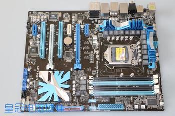 Asus P7P55D-E EVO placa base LGA 1156 DDR3 para I5 I7 CPU USB2.0 USB 3,0 16 GB P55 Original placas base envío Gratis