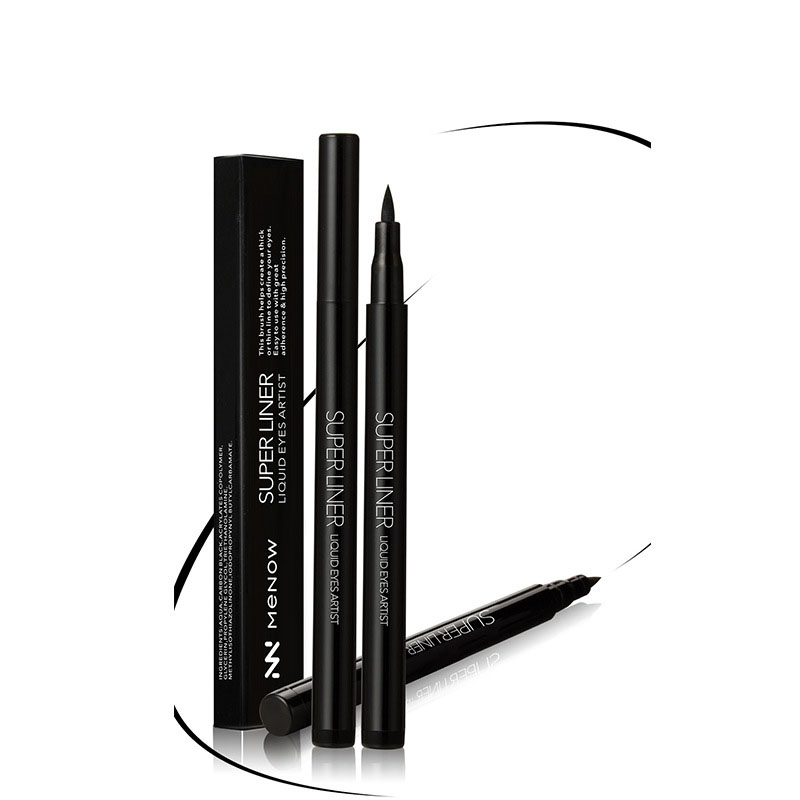Cool Black Eyeliner Eyeliner Pen Durable Waterproof Sweat Proof Not Blooming Maquiagem Profissional Completa