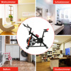 Home spinning bike Ultra-quiet exercise bike Indoor exercise bike Bicycle fitness equipment 2