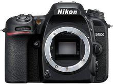 Nikon – appareil photo D7500 DSLR 20.9MP, corps uniquement, nouvelle collection