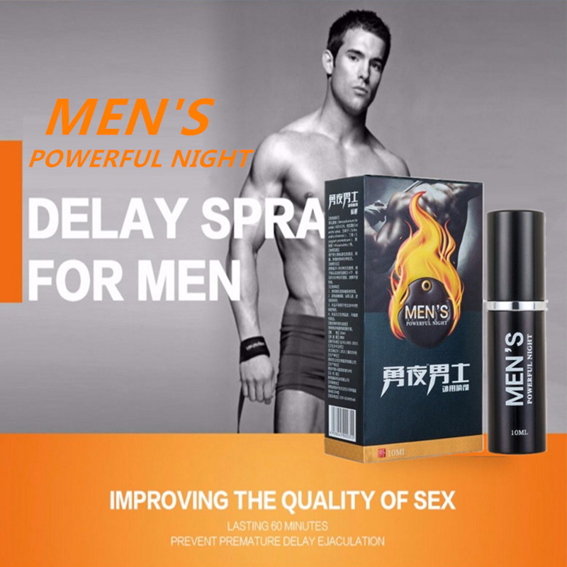 Male sexual delay spray, men delay cream 60 minutes long, prevent premature ejaculation, sexual enlargement delay spray вьетнамки dc spray graffik black cream