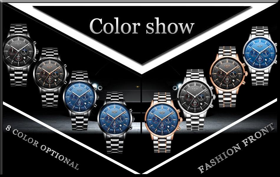 HTB1GT6Tr lYBeNjSszcq6zwhFXab Relojes Watch Men LIGE Fashion Sport Quartz Clock Mens Watches Top Brand Luxury Business Waterproof Watch Relogio Masculino
