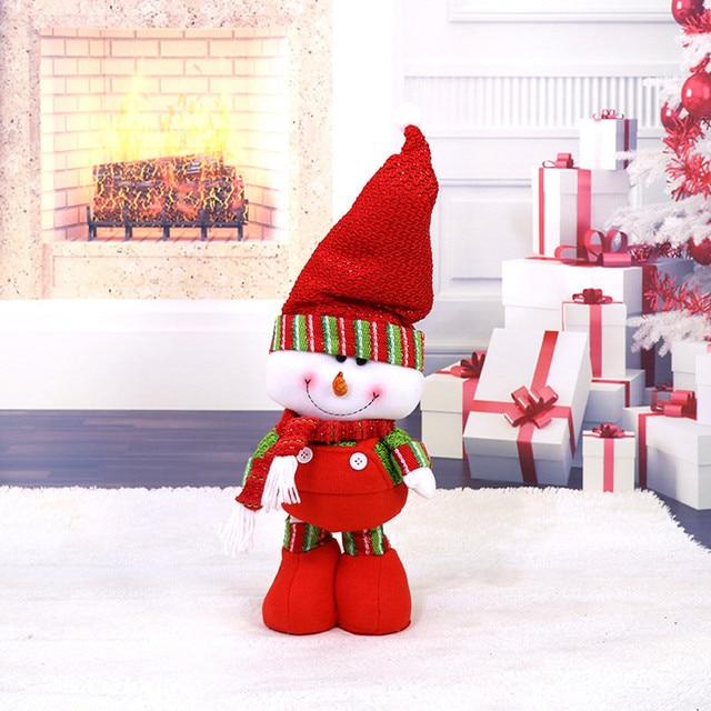 Buon Natale Bambini.Fs5 2018 Buon Natale Decor Regalo Della Bambola Del Giocattolo Casa
