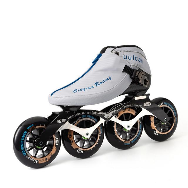 Inline Skates Carbon Fiber Professional Competition Boots