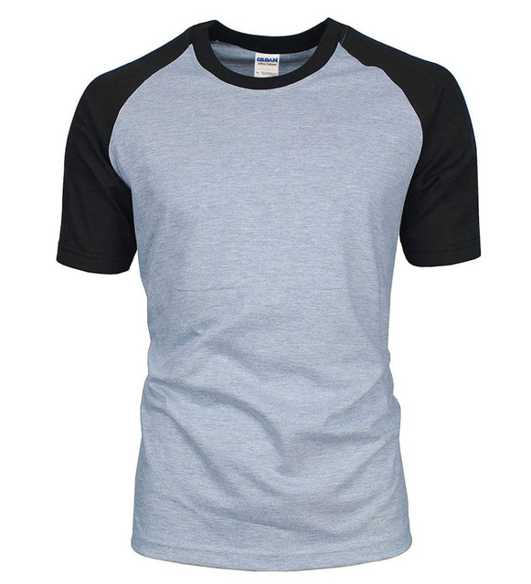 Cotton simple T-shirt