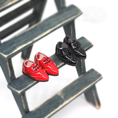 2.2 CM OB11 poupée chaussures Bullock couleur correspondant chaussures adapté pour OB11 cu-poche Middie Blyth Holala poupée chaussures poupée accessoires