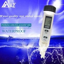 AZ8552 Pocket ORP Meter 999mV Redox Monitor Ionizer Dissolved Oxygen Lab Tester Radicals Hydrogen Analyzer Electrolysis Stick