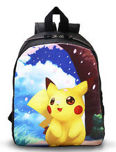 Pokemon Go School Bag
